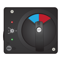 Сервомотор STM 10/230 с интегрированным термостатом