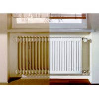 Радиатор замены Kermi therm-x2 Plan-K