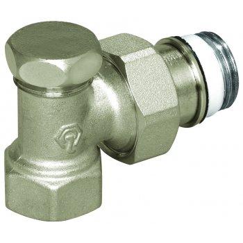 Вентиль на обратную подводку Basic Line (Rossweiner) тип IG/N