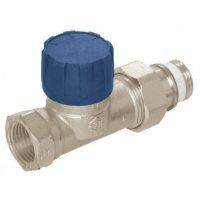 Термостатический радиаторный клапан проходной, BP-HP