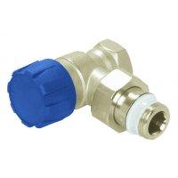 Термостатический радиаторный клапан угловой, BP-HP