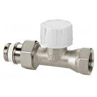 Термостатический радиаторный клапан проходной, ВР-НР