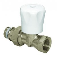 Ручной радиаторный вентиль проходной, BP-HP