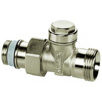 Вентиль на обратную подводку Exclusive Line (Simplex) тип N, AG/N